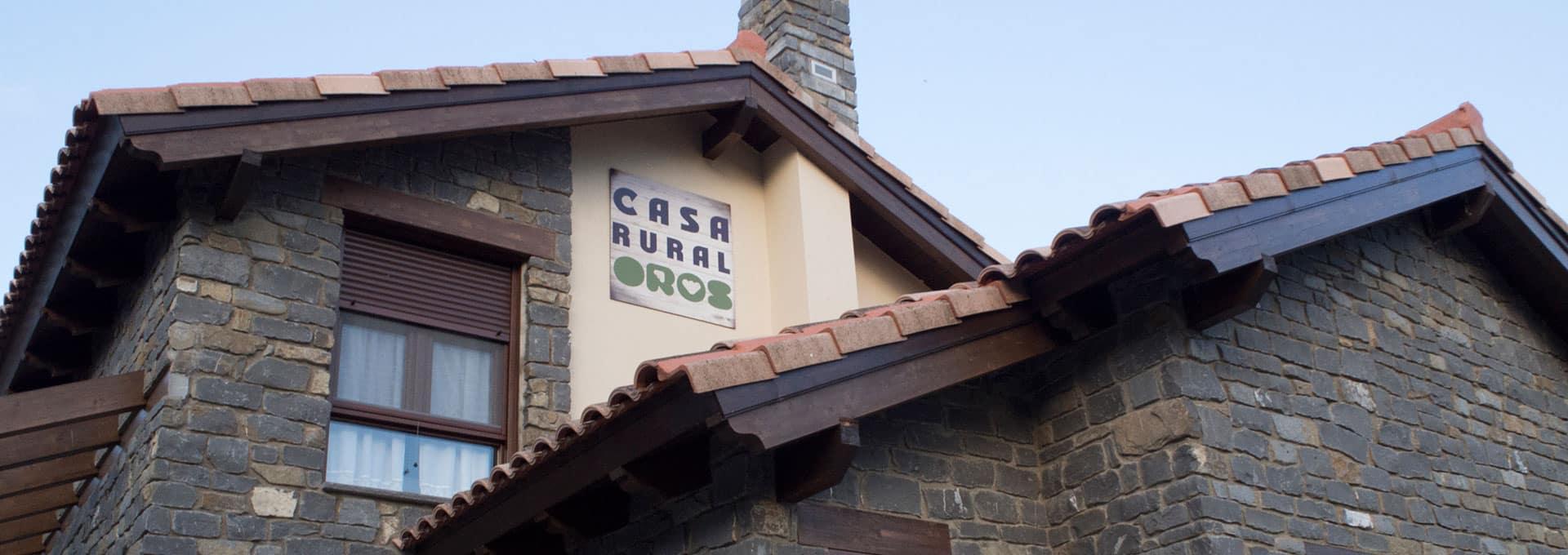 Casa rural Pirineo aragonés turismo activo