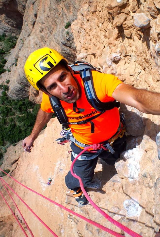 Pablo Velasco Guía de Montaña