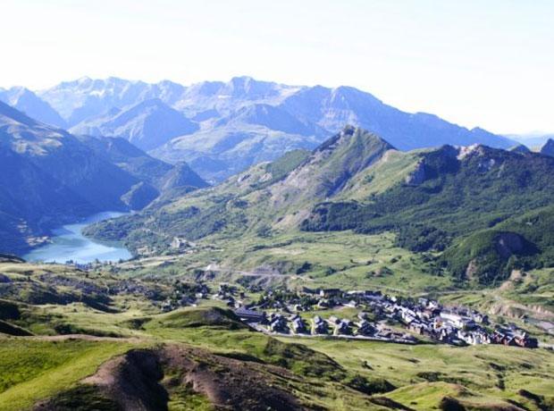 Valle Tena Pirineo aragonés